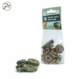 Back Zoo Nature Back Zoo Nature Corky Slices Small 8st