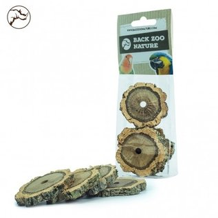 Back Zoo Nature Back Zoo Nature Corky Slices Large 4st