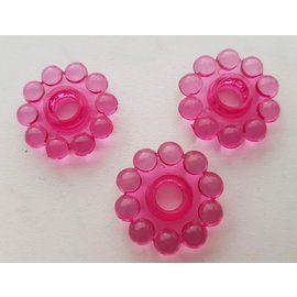Chrystal flower beads
