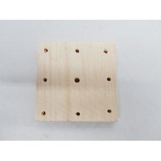 Gaaien-frutsels Balsa 10x10