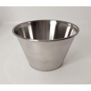 RvS schaaltje 200 ml