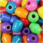 Zoo-Max 20st Plastic Beads Assorted