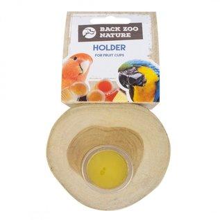 Fruit Cups Holder Teak