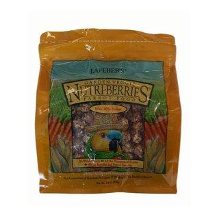Lafeber Nutri-Berries Garden Veggie - Papegaai 1.36 kg