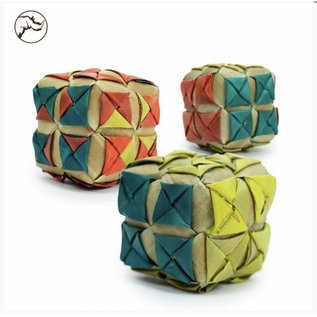 Back Zoo Nature BZN Coloured Party Cube