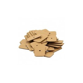 Zoo-Max Zoo-Max Cardboard Slices Medium 40 stuks
