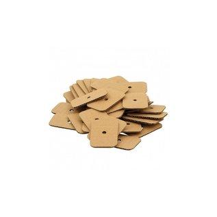 Zoo-Max Zoo-Max Cardboard Slices Medium 40 stuks