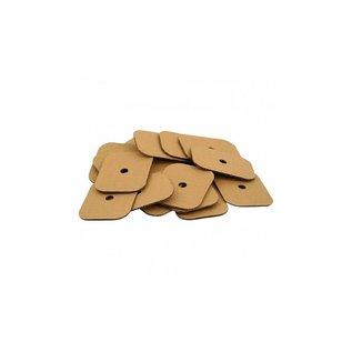 Zoo-Max Zoo-Max Cardboard Slices Large 20 stuks