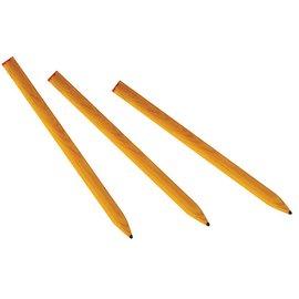 Papegaaien potloden groot  3 stuks