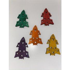 Kersen houten raket