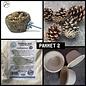 Gaaien-frutsels Arabisch pakket 2