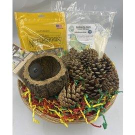Gaaien-frutsels Kado mandje 4