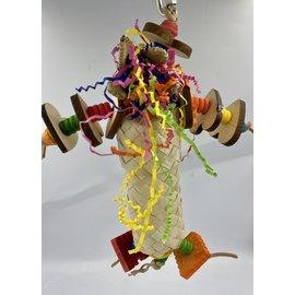 Gaaien-frutsels Bloemen Tornado