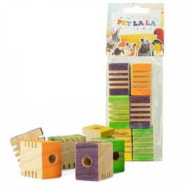 Petlala Petlala Groovy Blocks 6 st