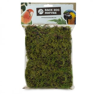 Back Zoo Nature Back Zoo Nature Forest Moss Bird 70 gram