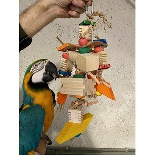 Gaaien-frutsels Big Bird