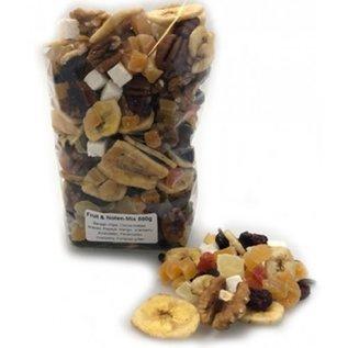 Avicentric Fruit- & Notenmix 500 gram