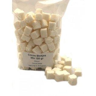 Avicentric Kokos blokjes 150 gram