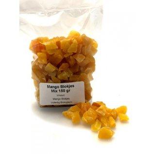 Avicentric Mango blokjes 150 gram