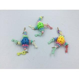 Gaaien-frutsels Sleutel speeltje
