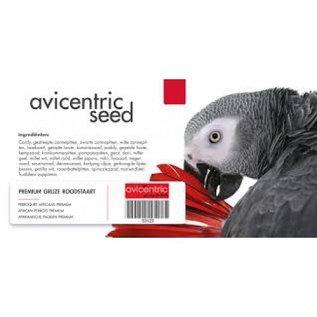 Avicentric Premium Complex Grijze roodstaart 2 kg
