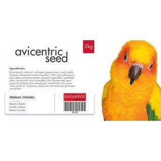Avicentric Premium Conures Complex 2kg