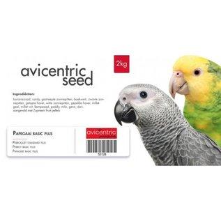 Avicentric Premium Papegaai Basic 2kg