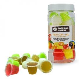 Back Zoo Nature Back Zoo Nature Fruitkuipjes Mix 24 stuks in pot