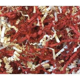 Gaaien-frutsels Papieren sliertjes gemengd My Valentine