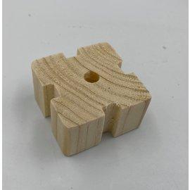 Gaaien-frutsels Knabbels 2,5 cm