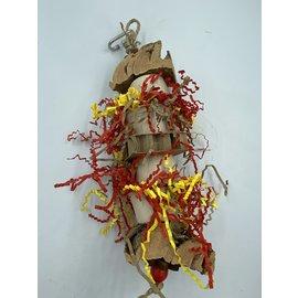 Gaaien-frutsels Paper string