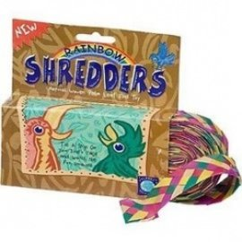 Rainbow Shredders Straight Small
