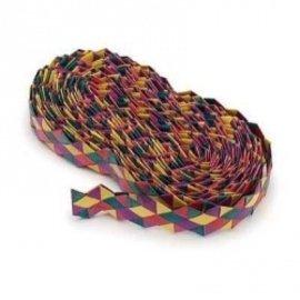 Rainbow Shredders Zig Zag Small