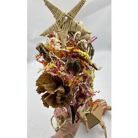 Gaaien-frutsels Punt shredder