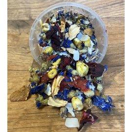 Gaaien-frutsels Zoete bloem