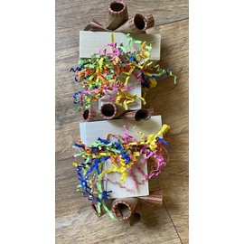 Gaaien-frutsels Balsa speeltje medium