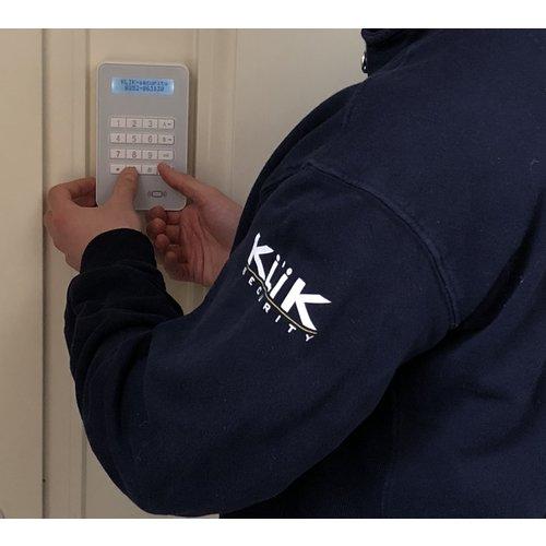 Ajax alarm Ajax onderhoud en Service