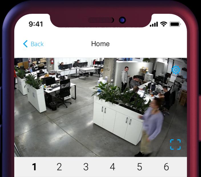Het Ajax alarmsysteem met camera's