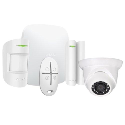 Ajax alarm Ajax Starterskit + Dahua IP-camera