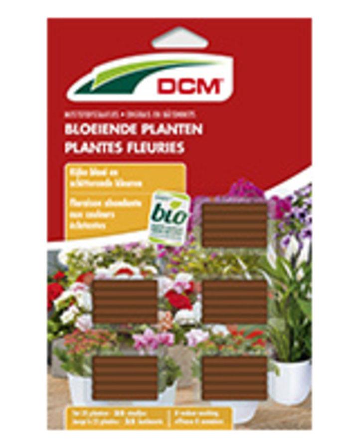 DCM Meststofstaafjes Bloeiende Planten  | Plantbenodigheden
