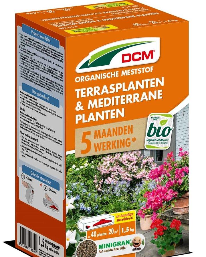 Dcm Mediterrrane planten    Plantbenodigheden