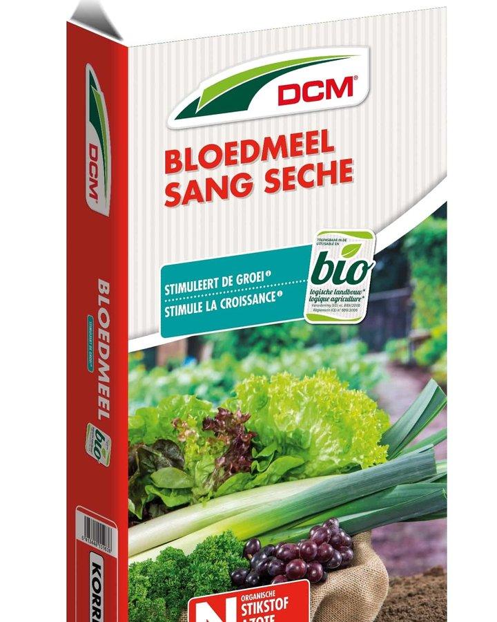 DCM Stikstof op basis van bloedmeel    Plantbenodigheden