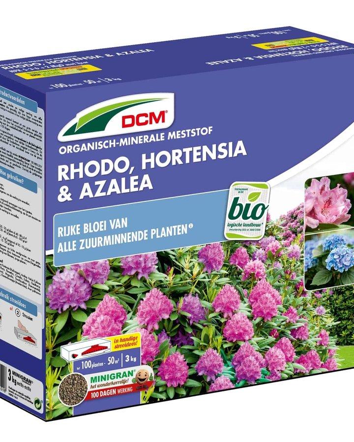 DCM Meststof Rhodo-Hortensia-Azalea  | Plantbenodigheden