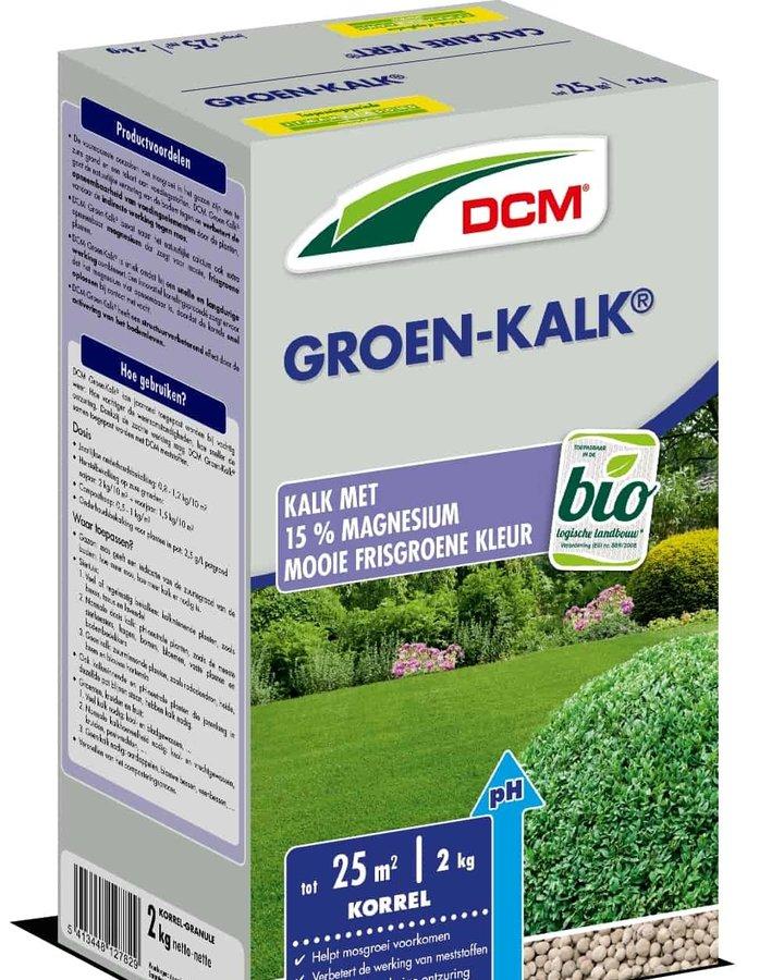 DCM Groenkalk | Kalk  | Plantbenodigdheden