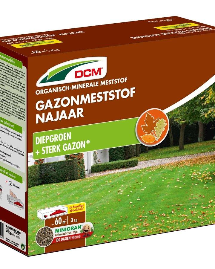 DCM Gazonmeststof Najaar