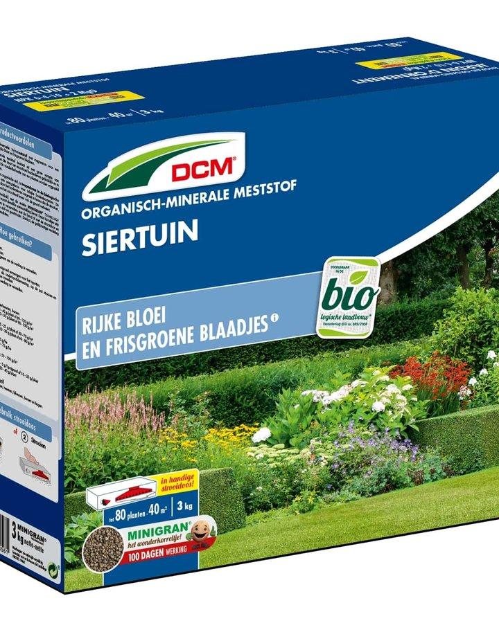 DCM Meststof Siertuin    Plantbenodigheden