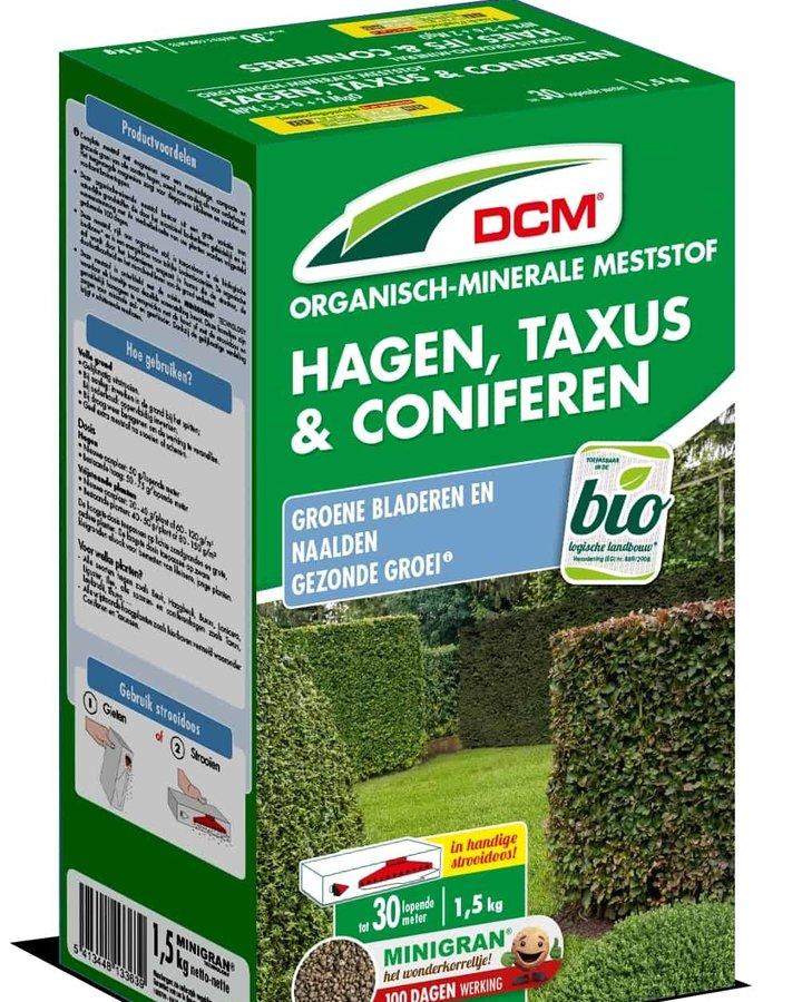 DCM Meststof Hagen, Taxus & Coniferen