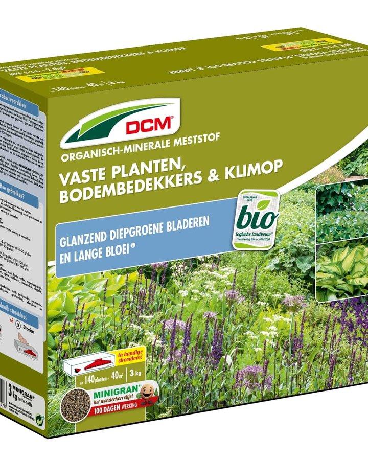 DCM Meststof Vaste planten & Bodembedekkers  | Plantbenodigheden