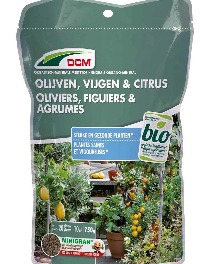 DCM Meststof Olijven, Vijgen & Citrus  | Plantbenodigheden