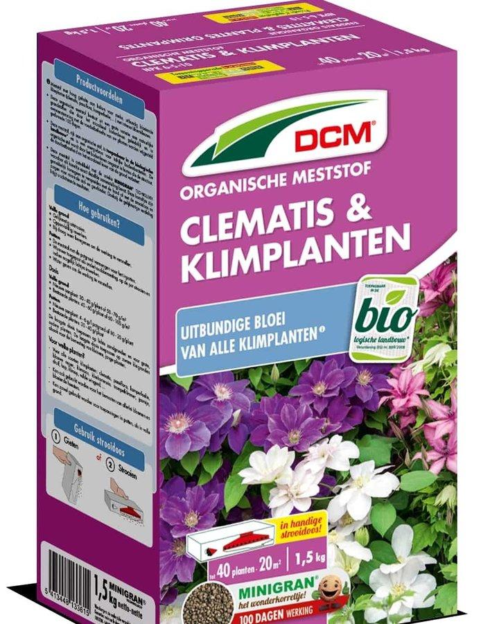 DCM Meststof Clematis & Klimplanten  |   | Plantbenodigdheden